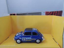CARARAMA FIAT 500 CLUB TRIESTE 1/43 NUOVO IN BOX - Automobili