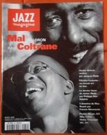 REVUE JAZZ MAGAZINE N° 479 RAVI COLTRANE MAL WALDRON TRèS RARE & BON ETAT - Music