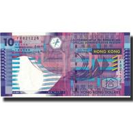 Hong Kong, 10 Dollars, 2002, 2002-07-01, KM:400a, NEUF - Hong Kong