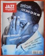 REVUE JAZZ MAGAZINE N° 487 HERBIE HANCOCK MARK TURNER JOHN LURIE DINO SALUZZI TRèS RARE & BON ETAT - Music