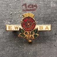 Badge (Pin) ZN006863 - England Women Bowling Association EWBA - Bowling