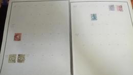 D419 LOT FEUILLES PORTUGAL NEUFS / OB A TRIER BELLE COTE DÉPART 10€ - Stamps