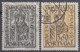 PORTUGAL 1953 Nº 789/90 USADO - 1910-... République