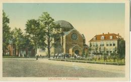 Leeuwarden; Koepelkerk - Gelopen. (J. Zondervan - Leeuwarden) - Leeuwarden