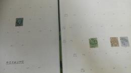 D420 LOT FEUILLES ROUMANIE A TRIER BELLE COTE DÉPART 10€ - Stamps
