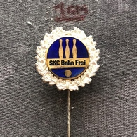Badge (Pin) ZN006867 - Bowling SKC Bahn Frei - Bowling