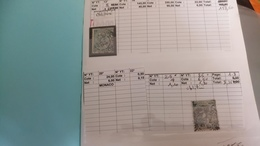 D423 RESTE CARNET A CHOIX MONACO NEUFS A TRIER BELLE COTE DÉPART 3€ - Stamps