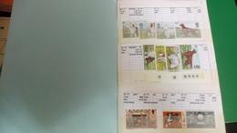 D424 RESTE CARNET A CHOIX THEMATIQUE CHIENS NEUFS / OB A TRIER BELLE COTE DÉPART 3€ - Stamps