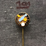 Badge (Pin) ZN006872 - Bowling Austria KSK SP Kasino Linz - Bowling