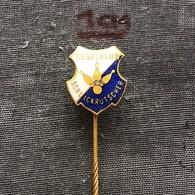 Badge (Pin) ZN006877 - Bowling Kegelklub Schlickrutscher - Bowling