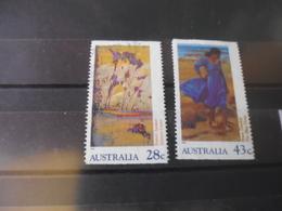 AUSTRALIE Yvert N° 1184.1185 - Usados