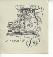 Ex Libris.90mmx100mm. - Bookplates