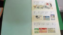 D429 RESTE CARNET A CHOIX THÉMATIQUE TRANSPORT A TRIER BELLE COTE DÉPART 3€ - Stamps