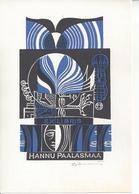 Ex Libris.100mmx145mm. - Bookplates