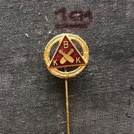 Badge (Pin) ZN006883 - Bowling BKK - Bowling