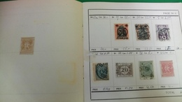 D435 LOT RESTE CARNET A CHOIX DIVERS A TRIER BELLE COTE DÉPART 3€ - Collections (en Albums)