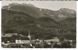 Bernau Am Chiemsee Mit Kampenwand 1960 - Chiemgauer Alpen