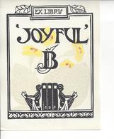 Ex Libris.85mmx115mm. - Bookplates