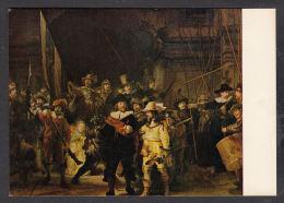 PR128/ REMBRANDT, *La Ronde De Nuit - De Nachtwacht*, Amsterdam, Rijksmuseum - Peintures & Tableaux