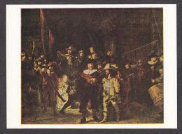 PR129/ REMBRANDT, *La Ronde De Nuit - De Nachtwacht*, Amsterdam, Rijksmuseum - Peintures & Tableaux
