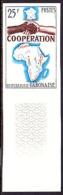 Gabon (1964) Imperforate. International Year Of Cooperation. Scott No 175, Yvert No 174. - Gabon