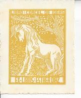 Ex Libris.80mmx100mm. - Bookplates