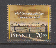 Iceland MNH Michel Nr 892 From 1998 / Catw 2.00 EUR - 1944-... Republique