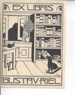 Ex Libris.75mmx95mm. - Bookplates
