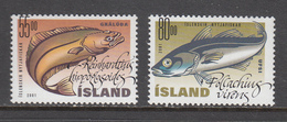 Iceland MNH Michel Nr 971/72 From 2001 / Catw 4.50 EUR - Neufs