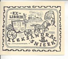 Ex Libris.85mmx70mm. - Bookplates