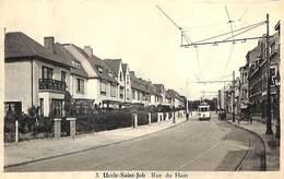 Uccle-Saint-Job - Rue Du Ham (animée, Tram Tramway) - Uccle - Ukkel
