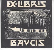 Ex Libris.120mmx110mm. - Bookplates