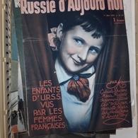 RUSSIE D'AUJOURD'HUI . 1937 : LES ENFANTS DE L'U.R.S.S. - Books, Magazines, Comics