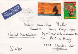 Brief In Die Schweiz (br3243) - Congo - Brazzaville
