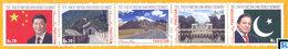 Pakistan Stamps 2015, China Friendly Exchanges, MNH - Pakistan