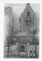51  SAINT THIERRY L'EGLISE  ANIMEE TAMPON AMBULANT   VOIR LES  2 SCANS - Autres Communes