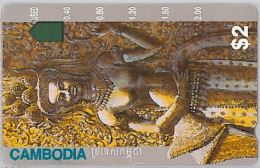 PHONE CARD  CAMBOGIA (E15.1.3 - Kambodscha