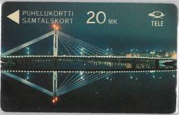 PHONE CARD  FINLANDIA (E15.3.3 - Finlandia