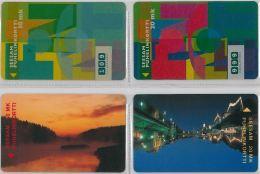 LOT 4 PHONE CARD-   FINLANDIA (E15.6.1 - Finlandia