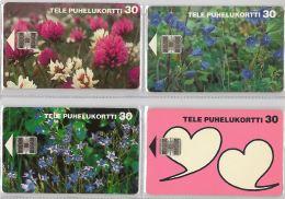 LOT 4 PHONE CARD-   FINLANDIA (E15.14.1 - Finlandia