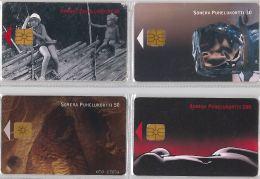 LOT 4 PHONE CARD-   FINLANDIA (E15.22.1 - Finlandia