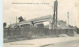 ARNOUVILLE LES GONESSE - La Passerelle. - Arnouville Les Gonesses