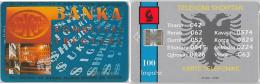 PHONE CARD  ALBANIA (E16.1.6 - Albania