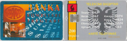 PHONE CARD  ALBANIA (E16.1.7 - Albania