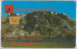 PHONE CARD  ALBANIA (E16.2.7 - Albania
