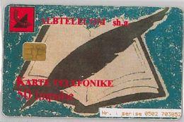 PHONE CARD  ALBANIA (E16.3.1 - Albania