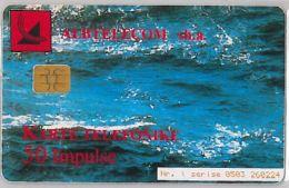 PHONE CARD  ALBANIA (E16.3.2 - Albania