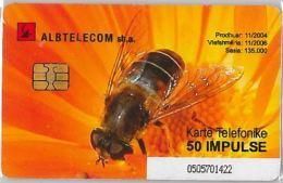 PHONE CARD  ALBANIA (E16.4.3 - Albania