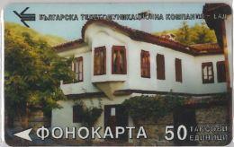 PHONE CARD  BULGARIA (E16.6.8 - Bulgaria