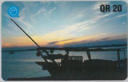 PHONE CARD  QATAR (E16.17.5 - Qatar